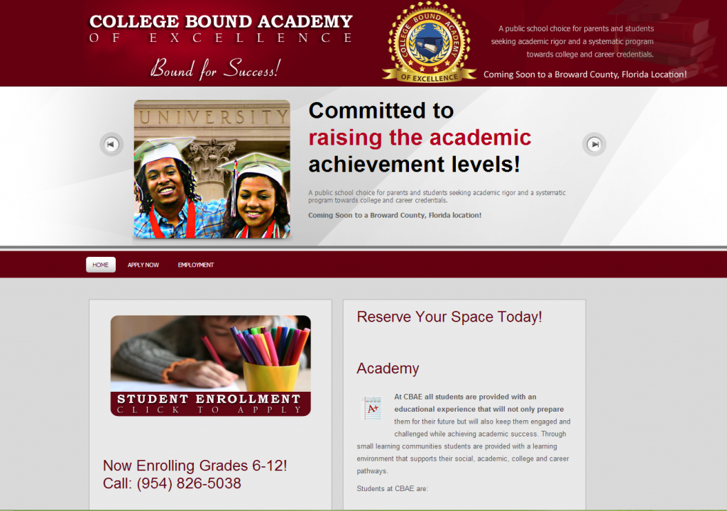 college_bound_website
