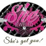 She Jeweled