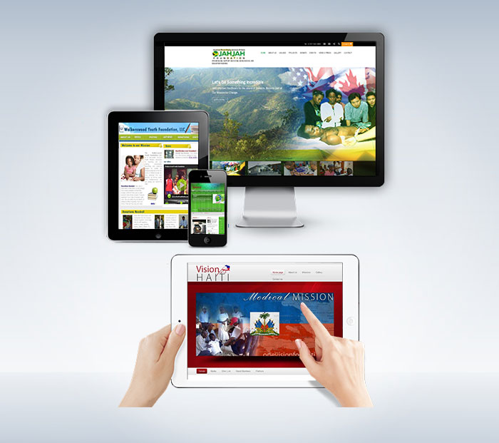 Church & School Websites