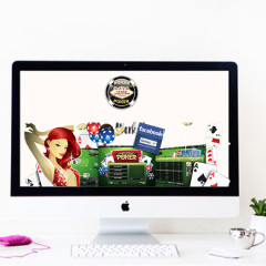 Texas Grand Poker Landing Page – Facebook APP