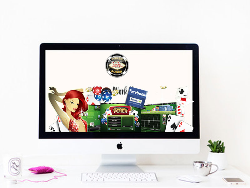 Facebook APP Landing Page: Texas Grand Poker